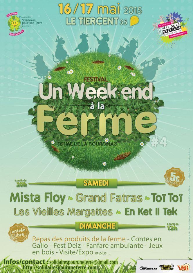 affiche du festival 2015
