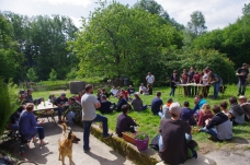 réunion bénévole 2015