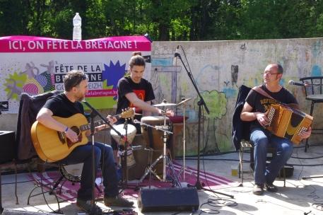 Trio Rozé - Lebreton - Geffray